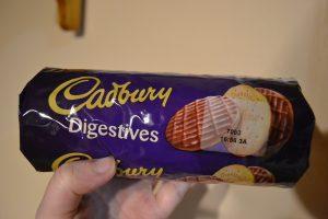 Cadbury Digestives