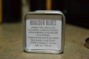 Boulder Blues - The Tea Spot