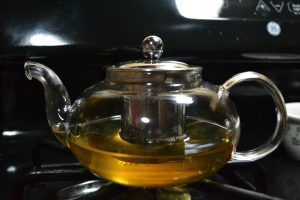 Hiware Glass Teapot
